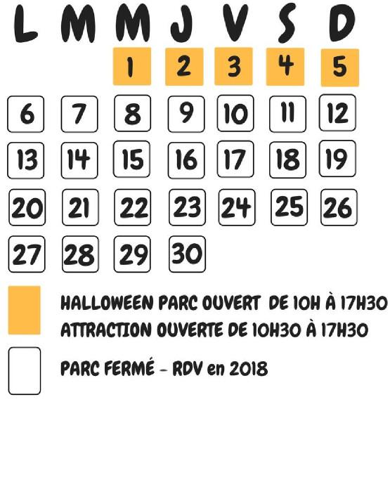 Heures et jours d ouverture parc saint paul for Domon st eustache heure d ouverture