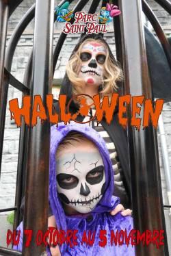 photo Halloween du 7 octobre au 5 novembre 2017 Parc Saint Paul